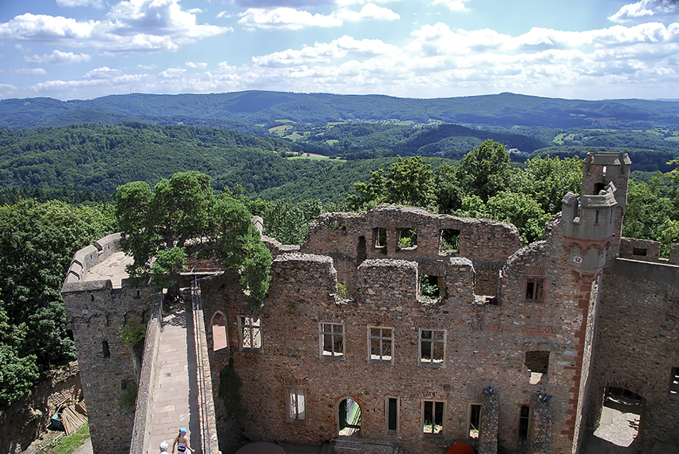 Rittermahl Schloss Auerbach