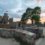 Sagenkiefer auf Schloss Auerbch